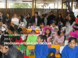 3°B - Colegio Juan Moya Morales