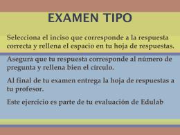 Examen 31