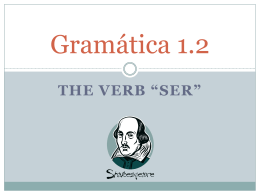 Gramática 1.2