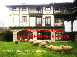 Turismo sostenible en Batuecas Sierra de Francia