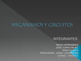 MECANISMOS Y CIRCUITOS (123333)