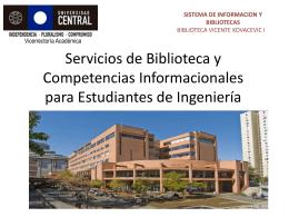 Charla Biblioteca Vk1