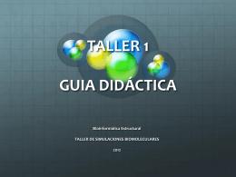 Taller 1 - Pedeciba