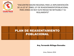 6. Plan Reasentamiento ASPEm