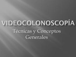 VIDEOCOLONOSCOPÍA - isimultanea isimultanea