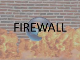 FIREWALL-IDS