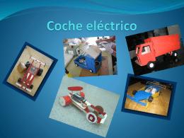 Coche eléctrico - Colegio Albariza