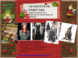 la gaceta de fairy oak 2