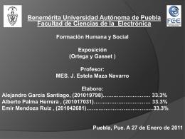 AlejandroGarcia_Ortega y Gasset_1 - FHS-FCE