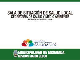 Diapositiva 1 - Municipalidad de Ensenada
