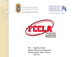 File - FCCLA REGION DE BAYAMON