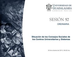 08 Situación de los Consejos Sociales