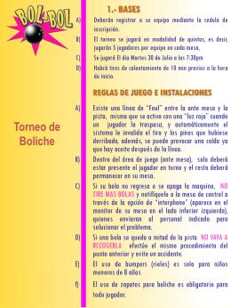 Slide 1 - Boliche Bol Bol | Tijuana