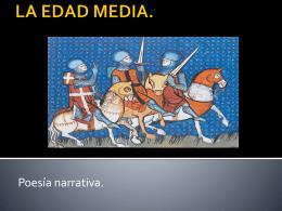 LA EDAD MEDIA. - lacasadelamusa