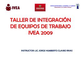 Integracion Equipos
