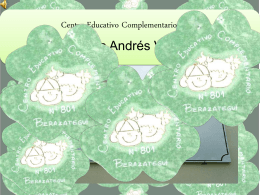 Centro Educativo Complementario N° 801 «Carlos Andrés Veneroni»