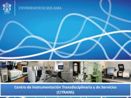 Centro de Instrumentación Transdisciplinaria y de Servicios