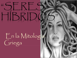 Las sirenas - LEMOS latín e grego