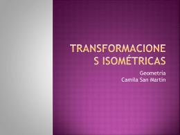 ppt nº10_5º_Transformaciones Isométricas