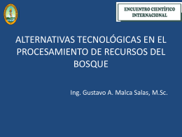 ALTERNATIVAS_TECNOLOGICAS PROCESAM RR NATURALES