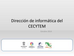 Presentación Seminario TI – Direccion General