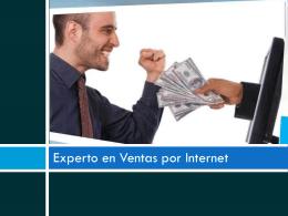 Curso : Ventas por Internet