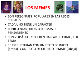 los memes - Bukaneros