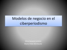 Modelos de negocio en el ciberperiodismo