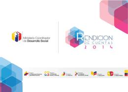 Plantilla PowerPoint Rendición de Cuentas Salud