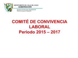 c- Socializacion Decreto 0798 – Comite de Convivencia