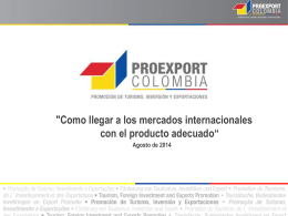 6._proexport - Colombia Prospera