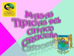 Presentación de PowerPoint - Foro Gastronómico del Chaco