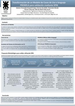 Validación de Requerimientos a través de Modelos Conceptuales