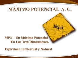 Mayordomo - Maximo Potencial