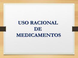 PresentaciónUsoRacional - Ministerio de Salud Pública y Bienestar