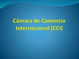 Cámara de Comercio Internacional (CCI).