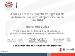 presentación - Cámara Mexicana de la Industria de la Construcción