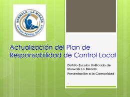 LCAP Draft