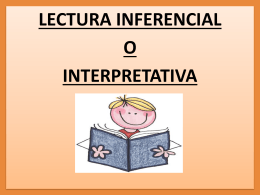 LECTURA_INFERENCIAL