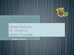 Sistema Inmune 8D 09-07-15 Maicol Gonzales
