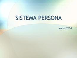 taller sistema persona (marzo 2014)