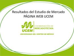 Diapositiva 1 - sitiowebucem