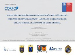 Diapositiva 1 - Instituto Nacional de Hidráulica