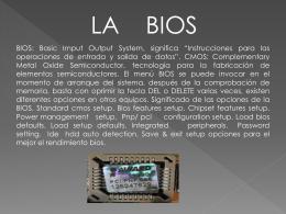 LA BIOS - serginho11922