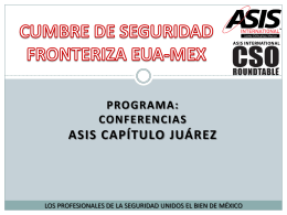 Diapositiva 1 - Visita Juárez