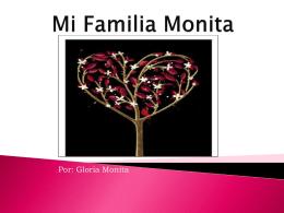 Mi Familia Monita
