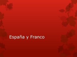 Franco spanish civil war