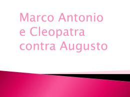 Marco antonio - LEMOS latín e grego