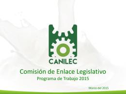 Comisión de Enlace Legislativo