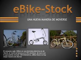 Bicicleta electrica londres